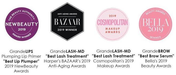 GrandeLASH 2019 Awards