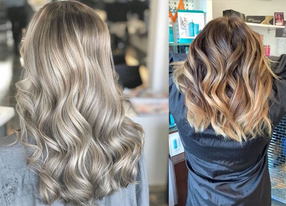 Hairdresser and Beauty Salon in Sutton Coldfield specialising in balayage