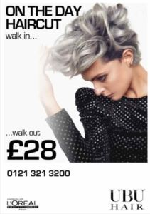 hairdressing deals Birmingham