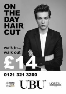 hairdressing deals Birmingham 2020